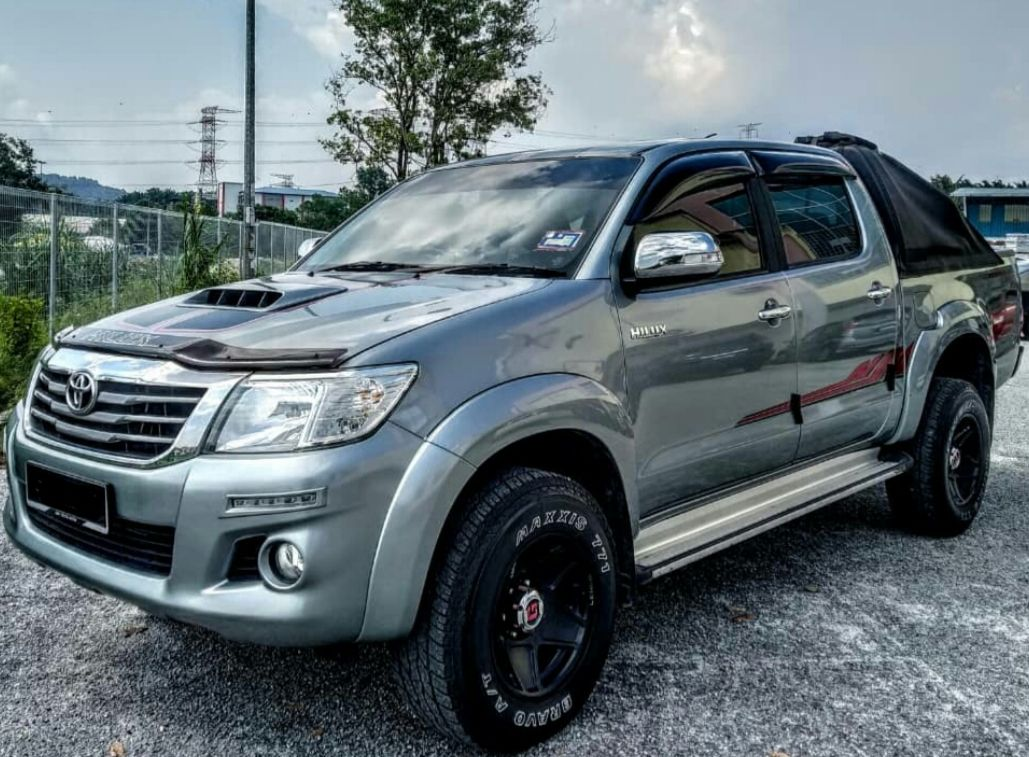 Malaysian Electric Technology Online Shop Toyota Hilux Isuzu D Max Ford Ranger