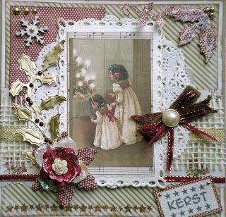 De kaarten van ons Mam: ...Kerst ...