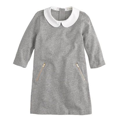 Girls' Peter Pan collar dress - everyday - Girl's dresses - J.Crew