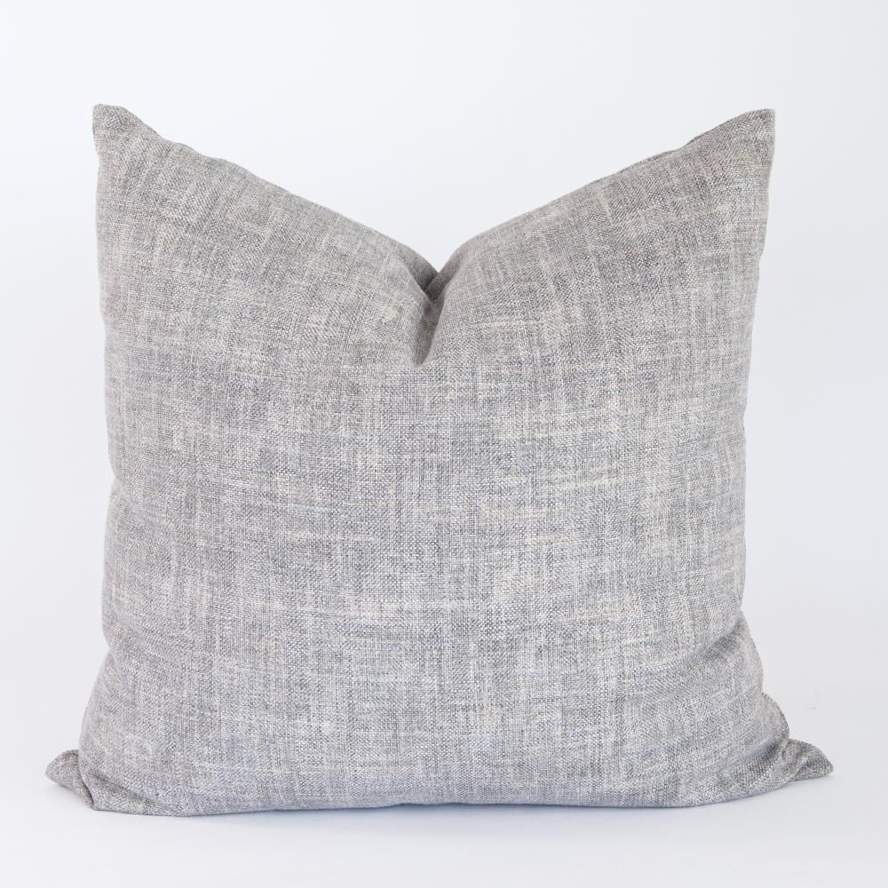 Quinto 22x22 Pillow Shadow In 2020 Blue Throw Pillows Pillows Solid Pillow