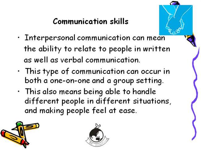 Interpersonal Relationships Authorstream Interpersonal Interpersonal Relationship Interpersonal Communication Skills