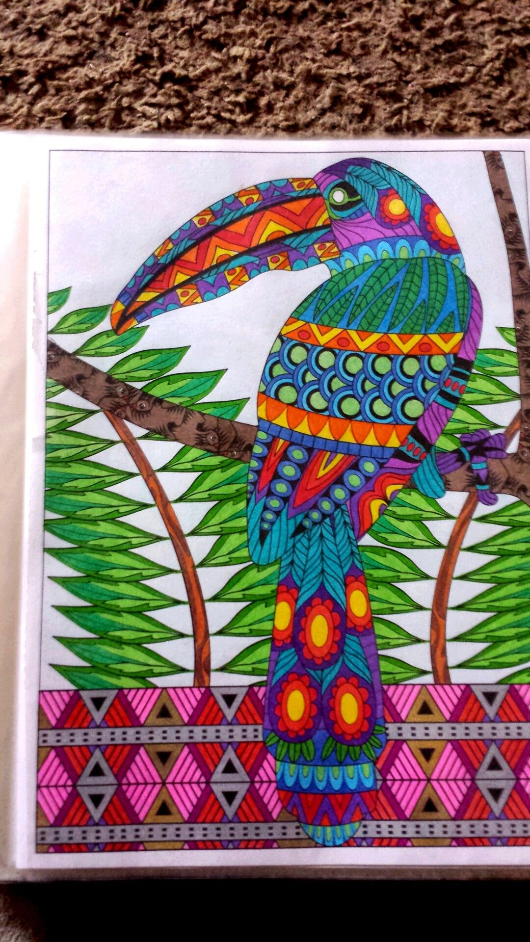 Timeless Creations: Creatures of Beauty | Mandala coloring ...