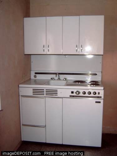 Vintage Kitchen Sink Cabinet 1961 stove/fridge/cabinet/sink - today's craigslist find
