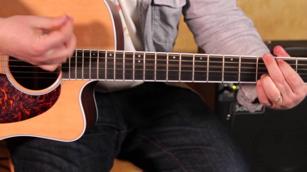 How To Play Best Day Of My Life By American Authors Acoustic