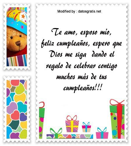 Pin On Mensajes De Cumpleaños