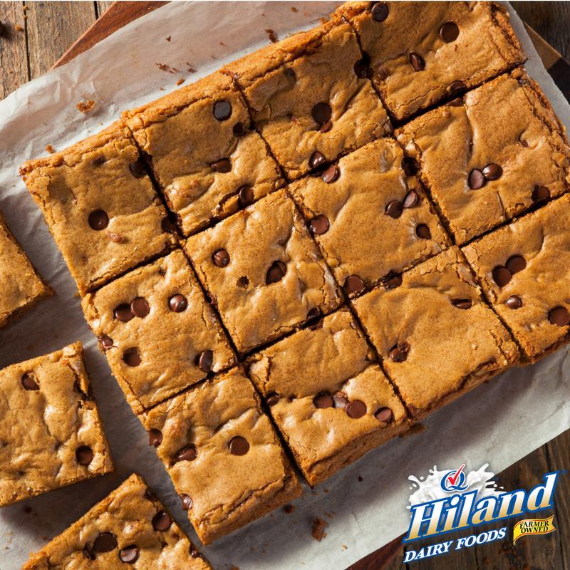 Gluten Free Blonde Brownies Recipe