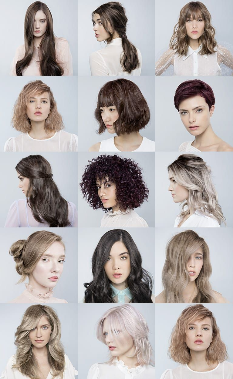 Majirel Glow L Oreal Professionnel Glow Hair Hair Color Chart Hair Color Shades