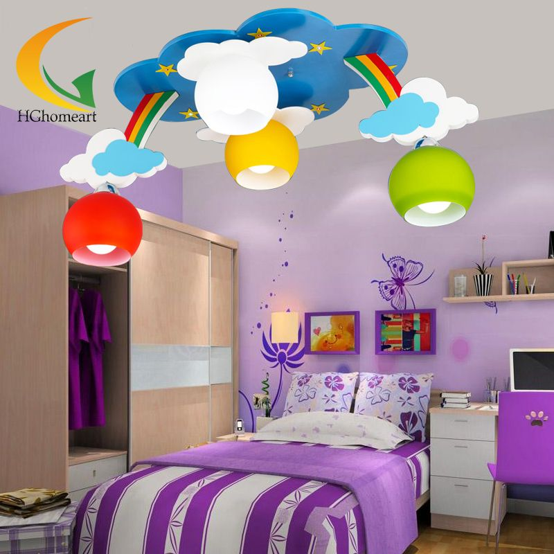 bedroom clean room eclectic beautiful kids with size lamps decor of for lighting and design ideas lights neat pendant full urban