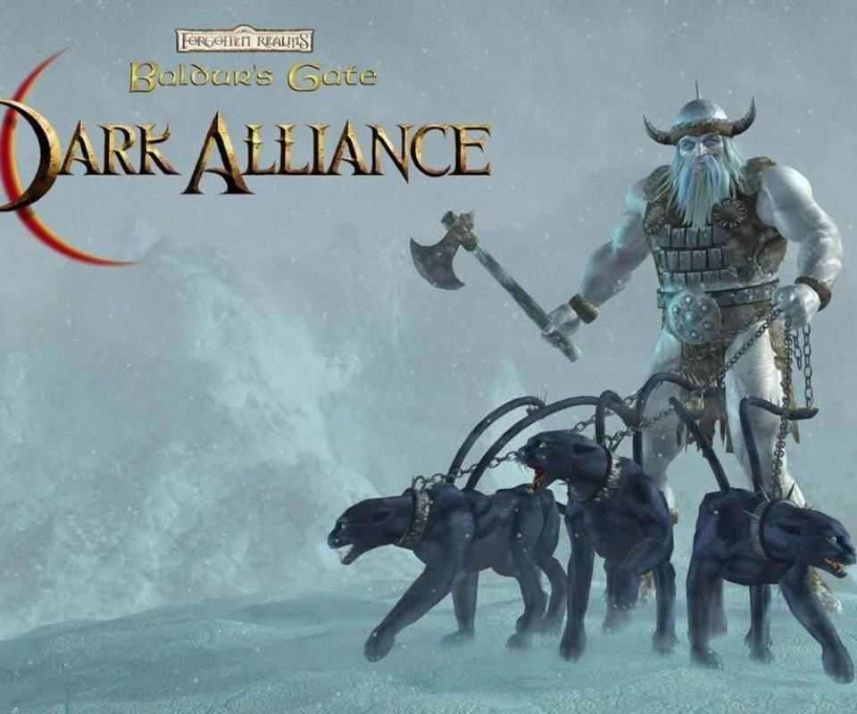 Baldur S Gate Dark Alliance Baldur S Gate Gate Forgotten Realms