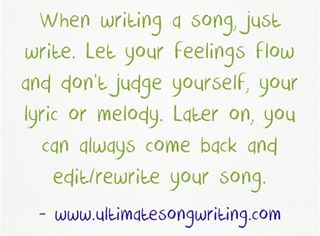 songwriting tips google search how to sing better and improve your singing voice writing. Black Bedroom Furniture Sets. Home Design Ideas