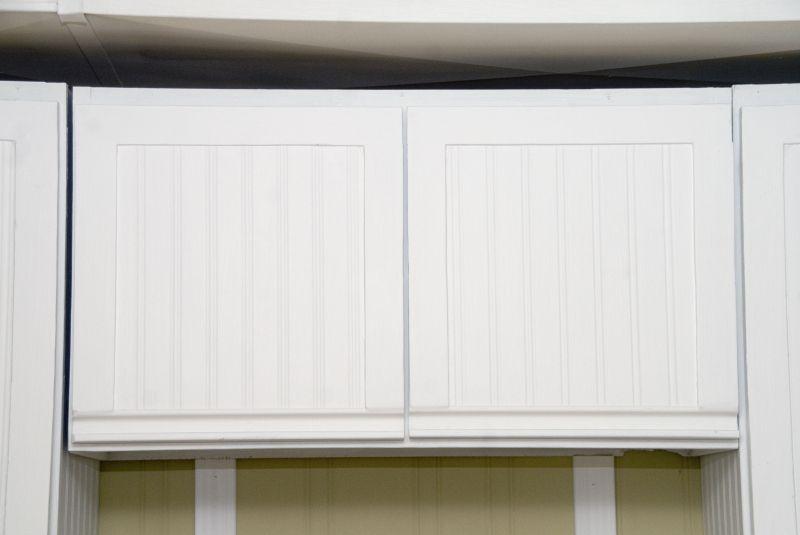Melamine Cupboard and Countertop Makeover   Countertop ...
