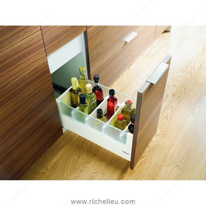 orgaline pour bouteilles quincaillerie richelieu cuisine rangements astuces. Black Bedroom Furniture Sets. Home Design Ideas