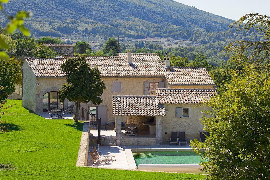 Mas restaur en location avec piscine rentals in luberon - Location maison avec piscine luberon ...