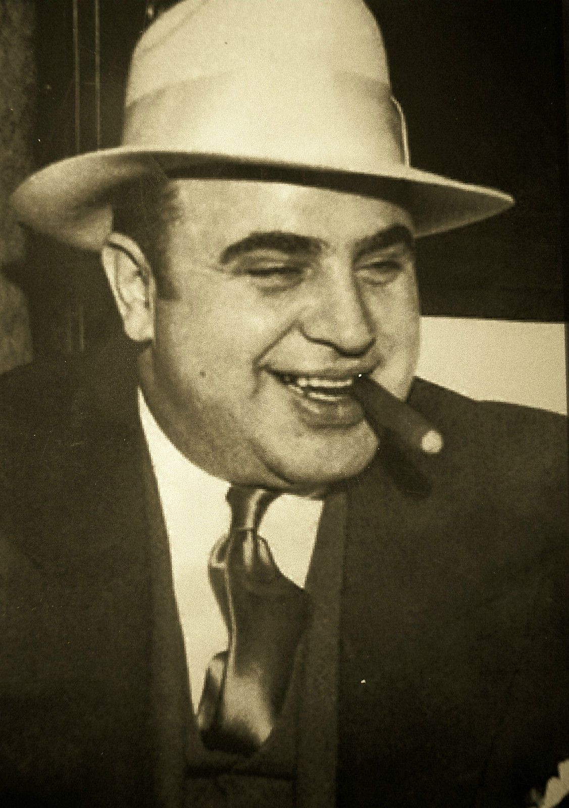 Collectibles Clever Frankie Yale 8x10 Photo Mafia Organized Crime Scene Mobster Mob Picture