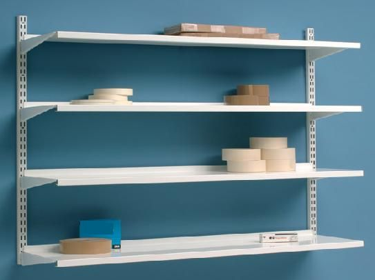Wall Mounted Shelving Systems For Garage Garage