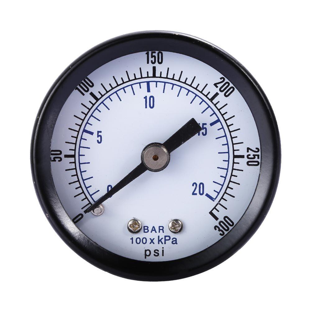 1 8 Npt 0 20bar Pressure Tester 0 300psi Air Pressure Gauge High Precision Pressure Measuring Instruments Liqui Air Pressure Gauge Pressure Gauge Air Pressure