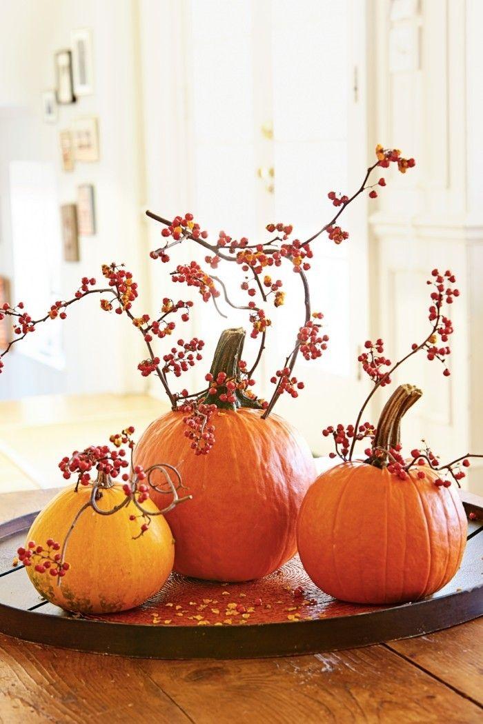 Herbst Deko Gestalterische Tipps Fur Ein Gutes Gelingen Halloween Tischdekoration Halloween Deko Ideen Halloween Deko Tisch