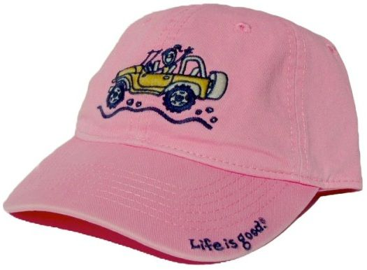 fd7b855d Life is good Women's Jackie Offroad Jeep Chill Cap - Pink ...