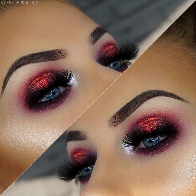 Using the morphe a palette instagram makeupbykaatiex