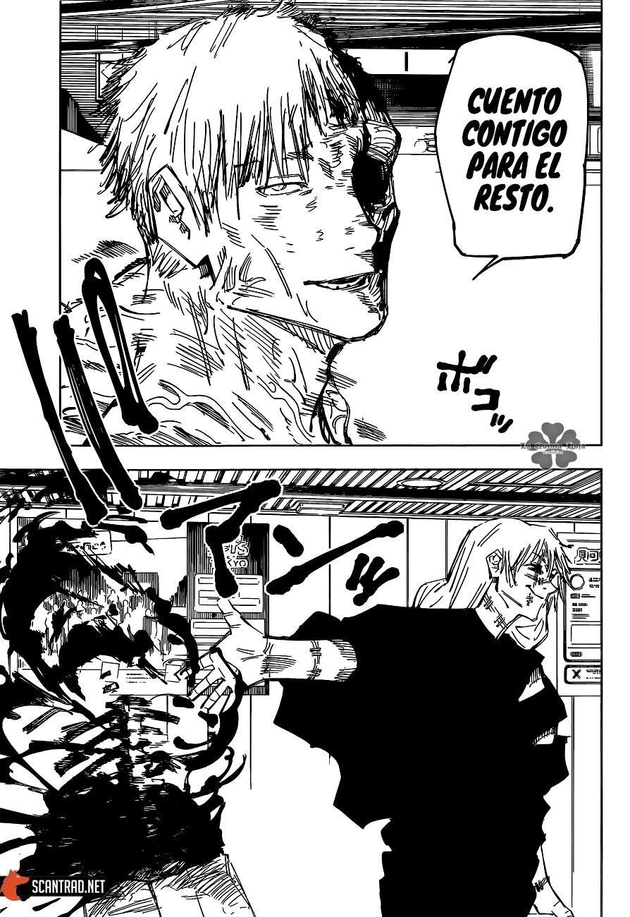 Jujutsu Kaisen Cap 120 Pag 1 El Incidente En Shibuya Mangas In Kaisen Jiujitsu Dibujos