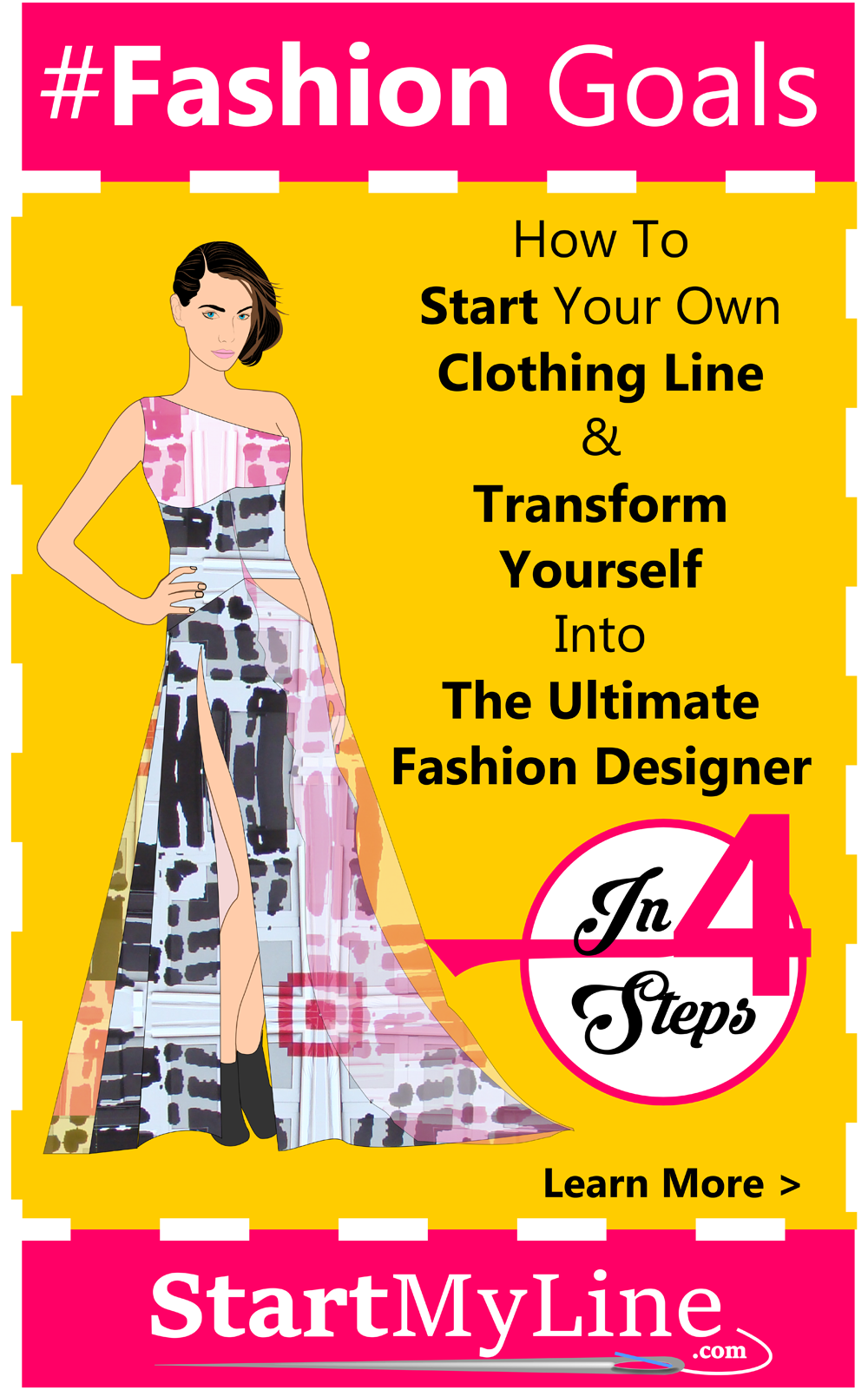 4 Must Have Items For How To Start A Clothing Line Fashion Designing Becoming A Fashion Designer Fashion Design Clothes Design Line
