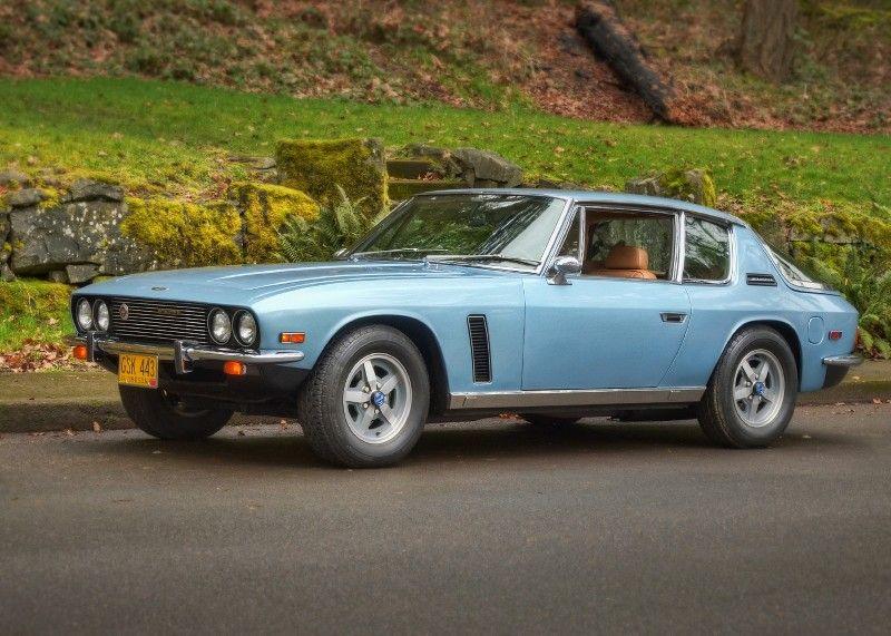 Best Jensen Images On Pinterest Jensen Interceptor Car And