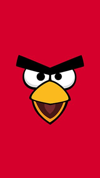 Angry Birds HD Mobile Phone Wallpaper    spliffmobile - copy coloring pages angry birds stella