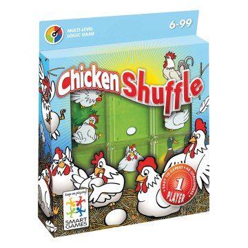 SmartGames ChickenShuffle Ook dora variant bij marskramer Daar kortingbonnen