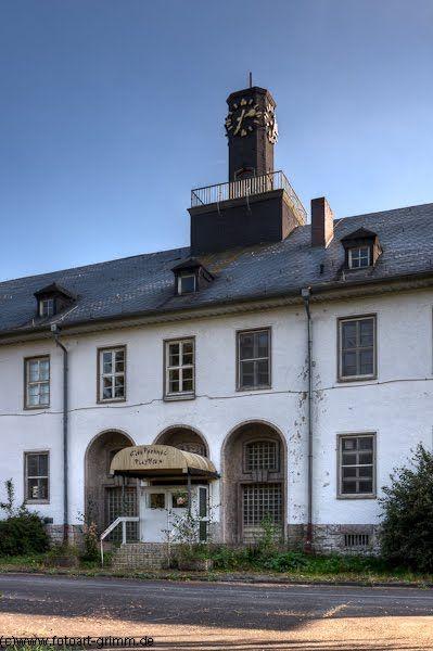 Old Argonner Kaserne Hanau Building 405 Officer Club Hanau House Styles Building