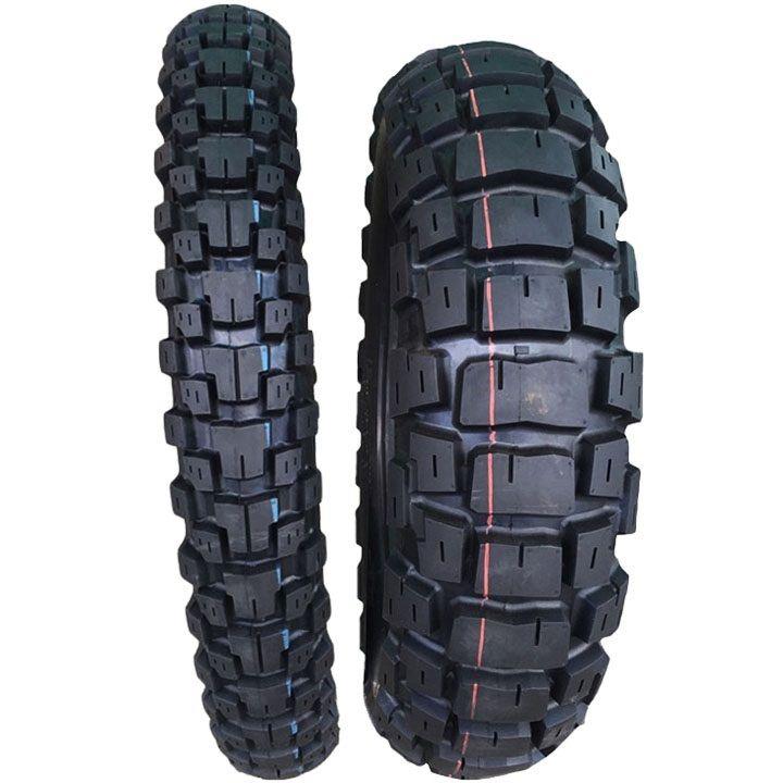 Motoz Tractionator 150 70 18 90 90 21 Adventure Tyre Set Tire Bike Parts Adventure