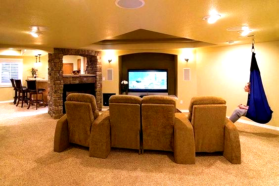 Photo of Basement home theater ideas, DIY, small spaces, budget, medium, inspiration, awe…