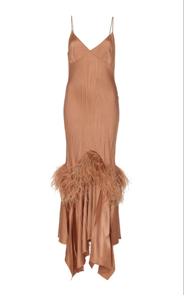 Click product to zoom Satin slip dress, Dresses, Slip dress
