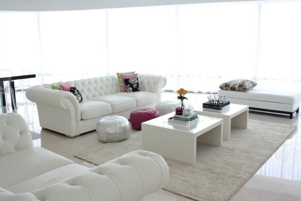 Weisses Sofa 60 Dekorationen Inspirationen Und Fotos Dekoration