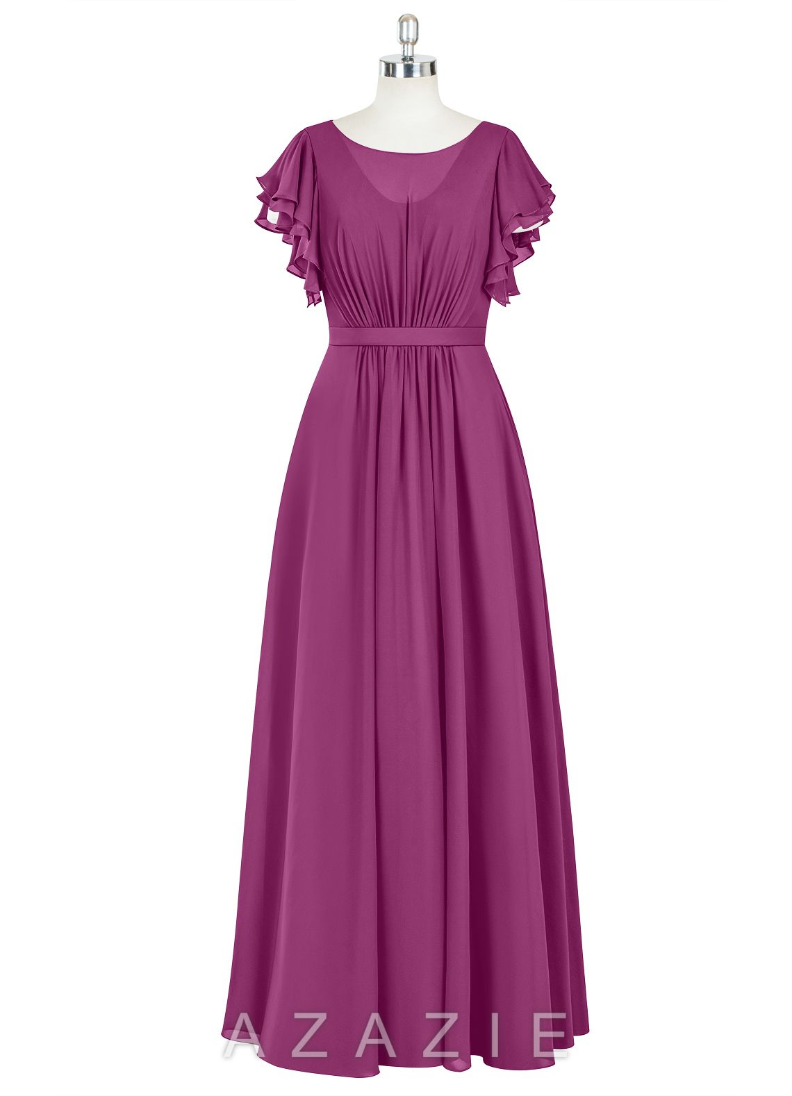 DAPHNE - Modest Bridesmaid Dresses