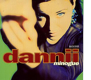 "For Sale - Dannii Minogue Success UK  CD single (CD5 / 5"") - See this and 250,000 other rare & vintage vinyl records, singles, LPs & CDs at http://eil.com"