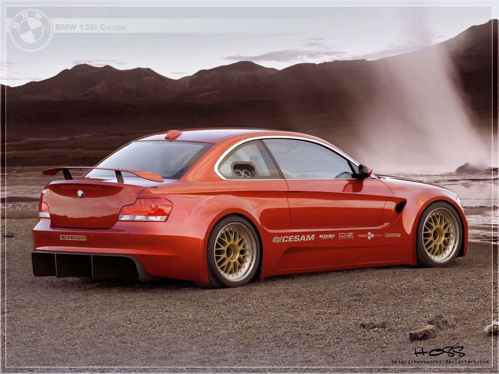 Bmw 135i Coupe Sbarro By Hossworks On Deviantart Bmw 135i Coupe Bmw Coupe