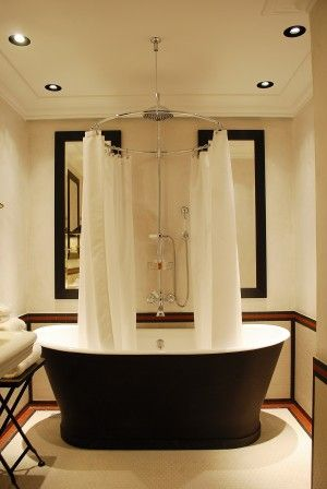 If you love the purple victorian bath tub and shower that I posted ...