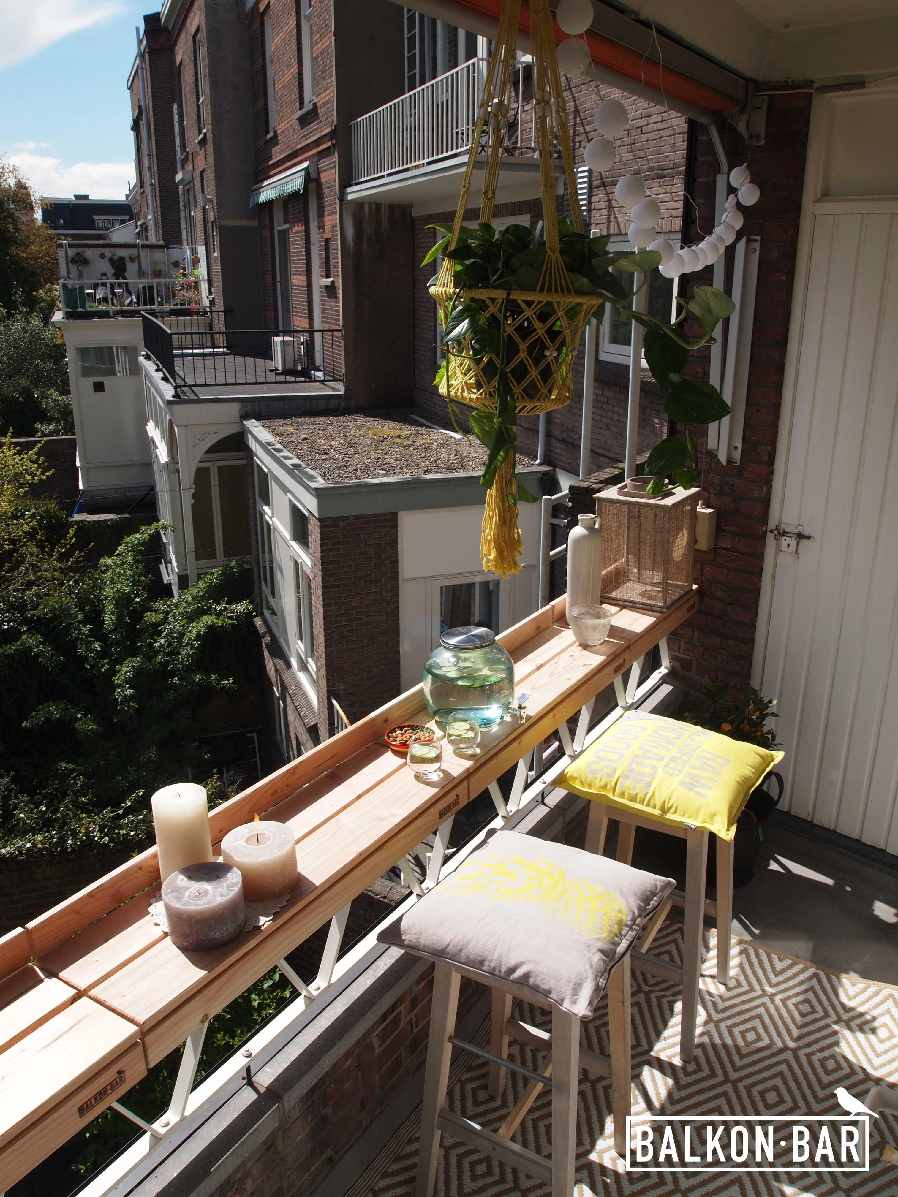 BALKONBAR | Garden Paradise | Pinterest | Patio, Balcony ...