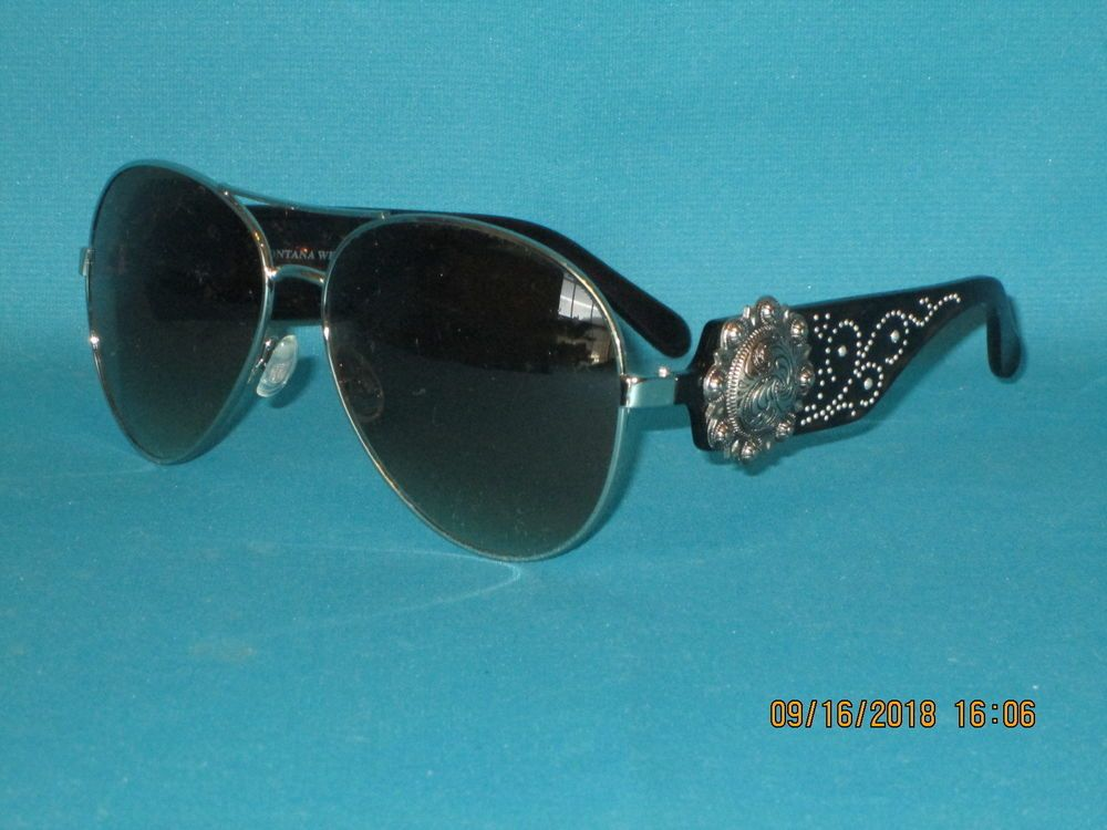 f5f2f7482c1 MONTANA WEST SGS-3701 Tortoise Brown Gradient Women s Concho Sunglasses  62mm  fashion
