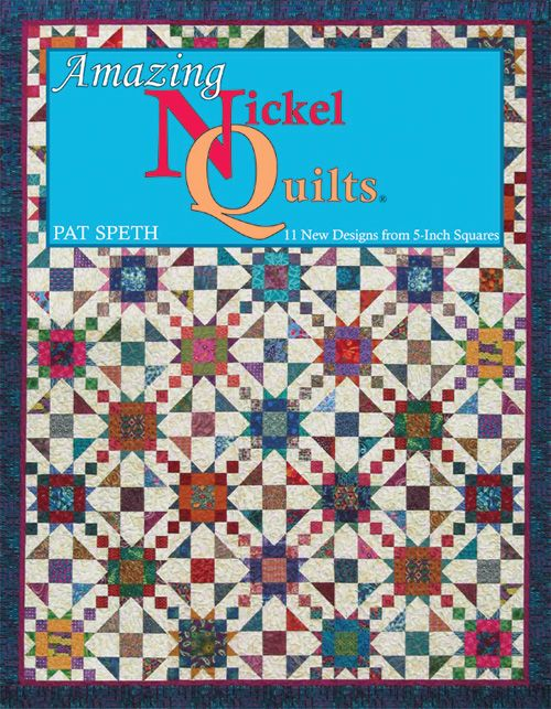 Nickel Quilts book information | Quilts & Quilt projects ... : quilting information - Adamdwight.com