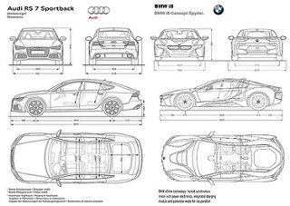 Audi Rs7 Sportback 2014 Bmw I8 Interior Dimensions Building A