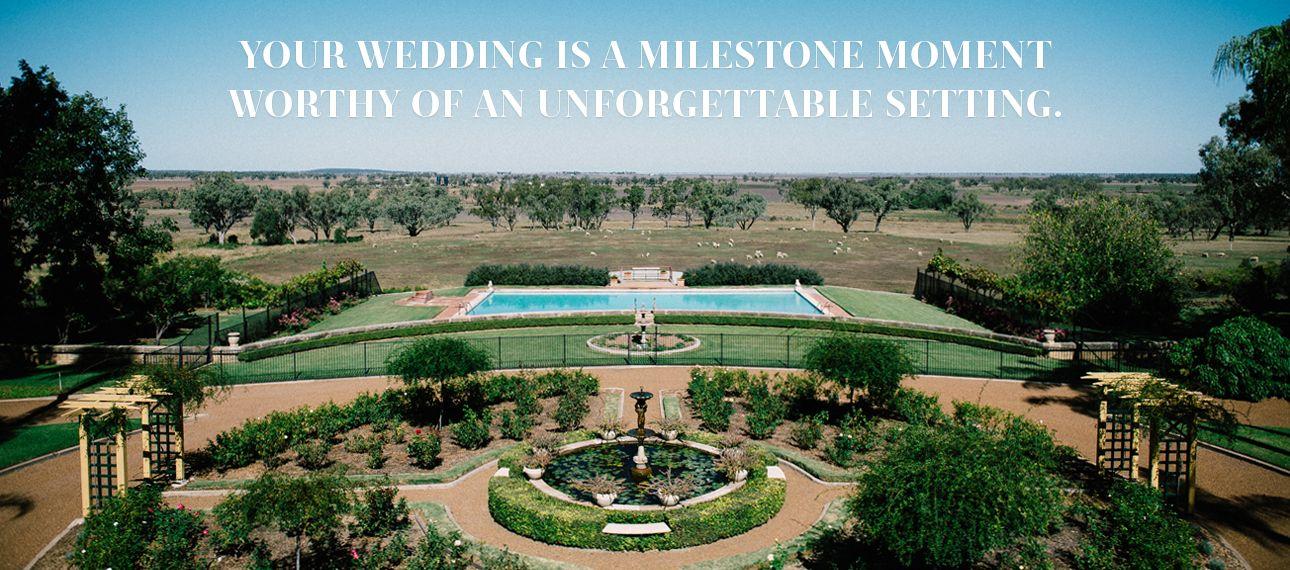 Luxury Wedding Venue Qlds Premier Wedding Venue Just A Short