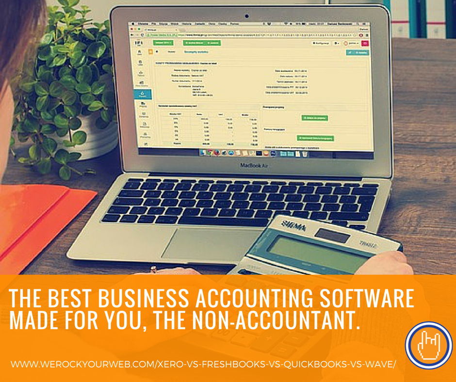 Best Small Business Accounting Software Xero vs