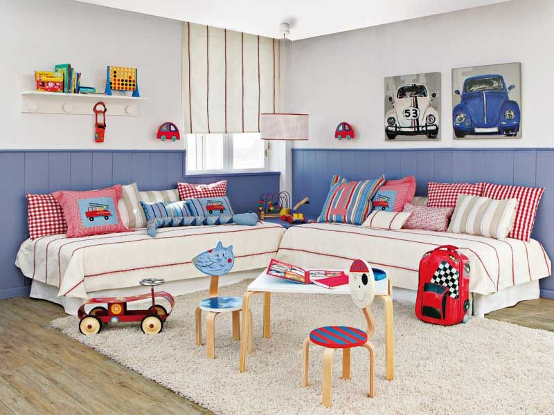 Nursery Decor And Design Ideas With 17 Photos Juegos infantiles