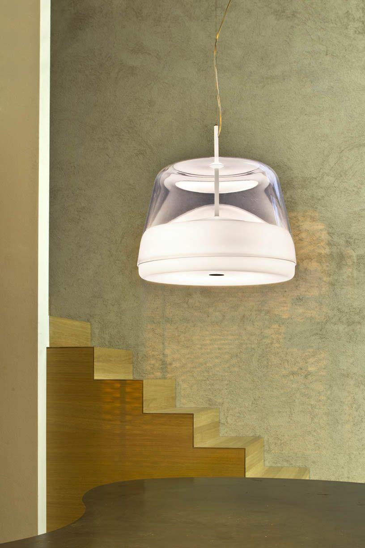 #LaBelle suspension #lamp, #design by Filippo Protasoni  www.prandina.it