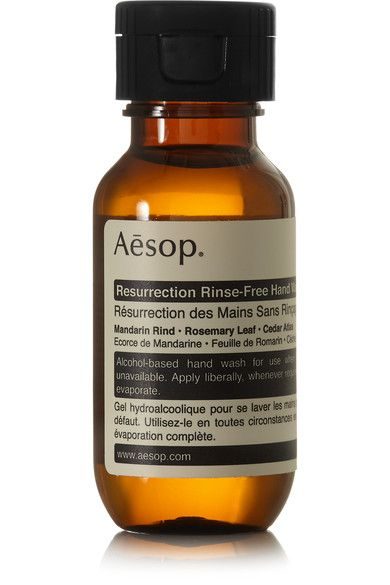 Aesop Resurrection Rinse Free Hand Wash 50ml Body Cleanser