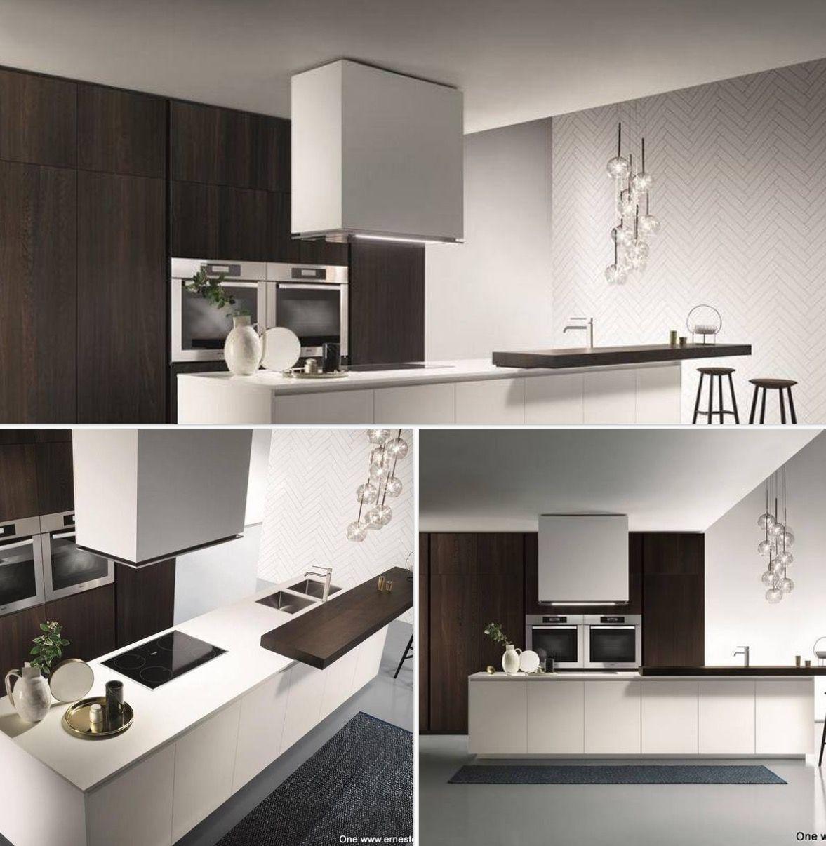 one: l'incontro inatteso di forme, spazi e colori genera un ... - Soluzioni Cucina