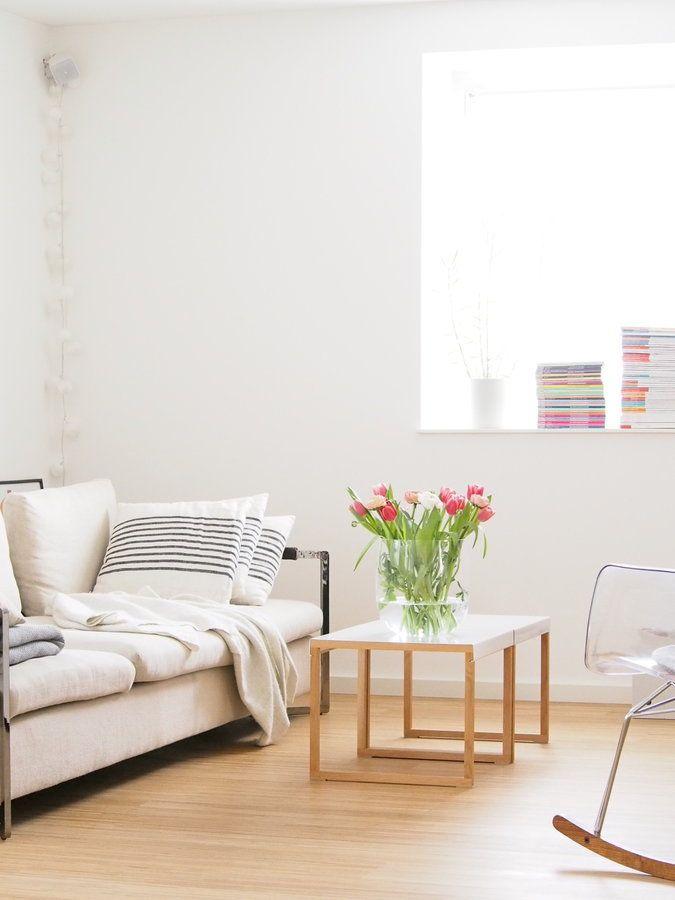 Weiß, Holz, Grün | Neue Wohnung ♡ | Pinterest | Solebich ...