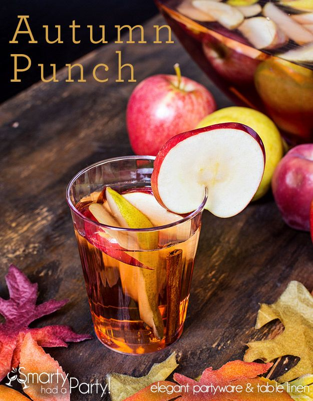 Autumn punch recipe punch recipes recipes and drink autumn punch recipe junglespirit Images