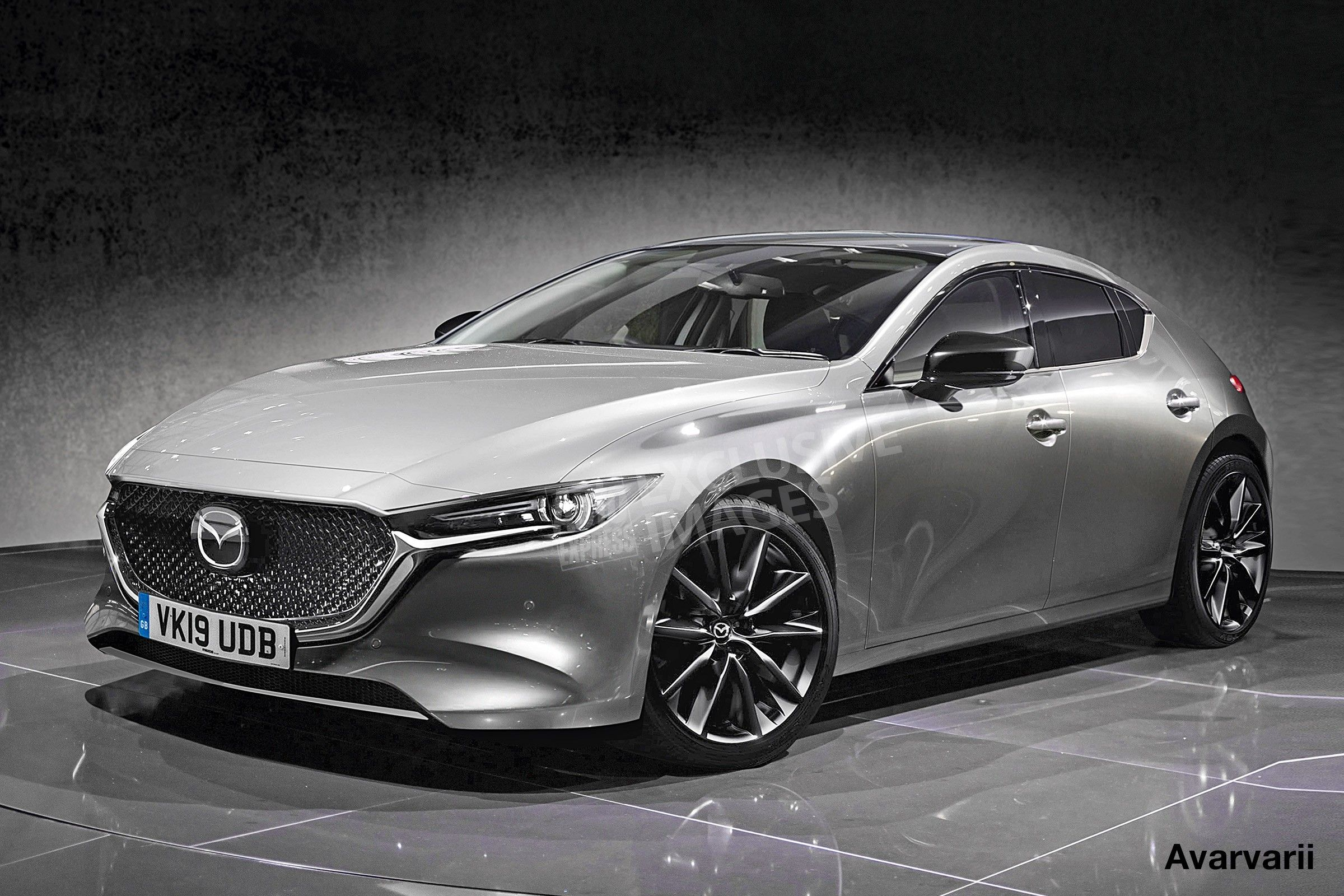 2019 Mazda 3 Hatchback Redesign Release Date Price >> 2019 Mazda Sport 6 New Review Mazda Hatchback Mazda 3